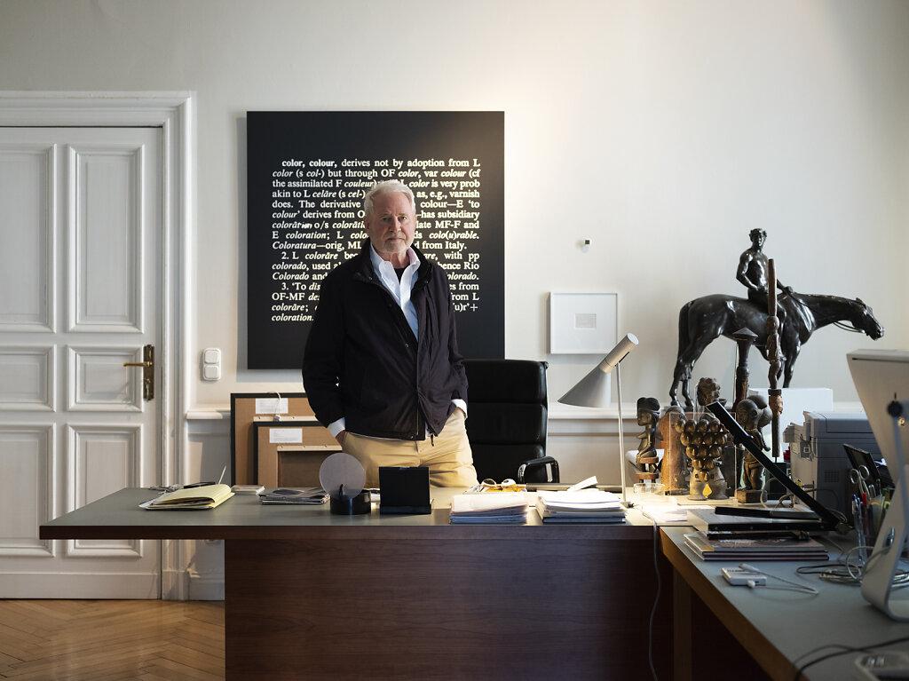 Paul Maenz Berlin 2018