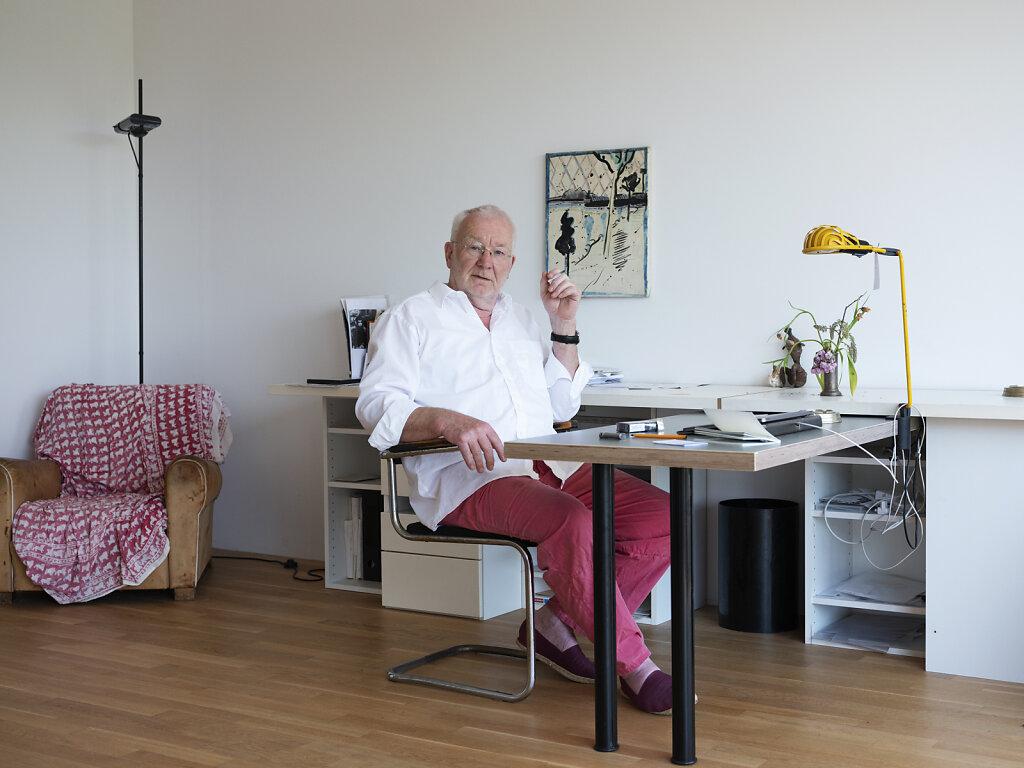 Portraits for Audioarchivkunst.de 2018/2019