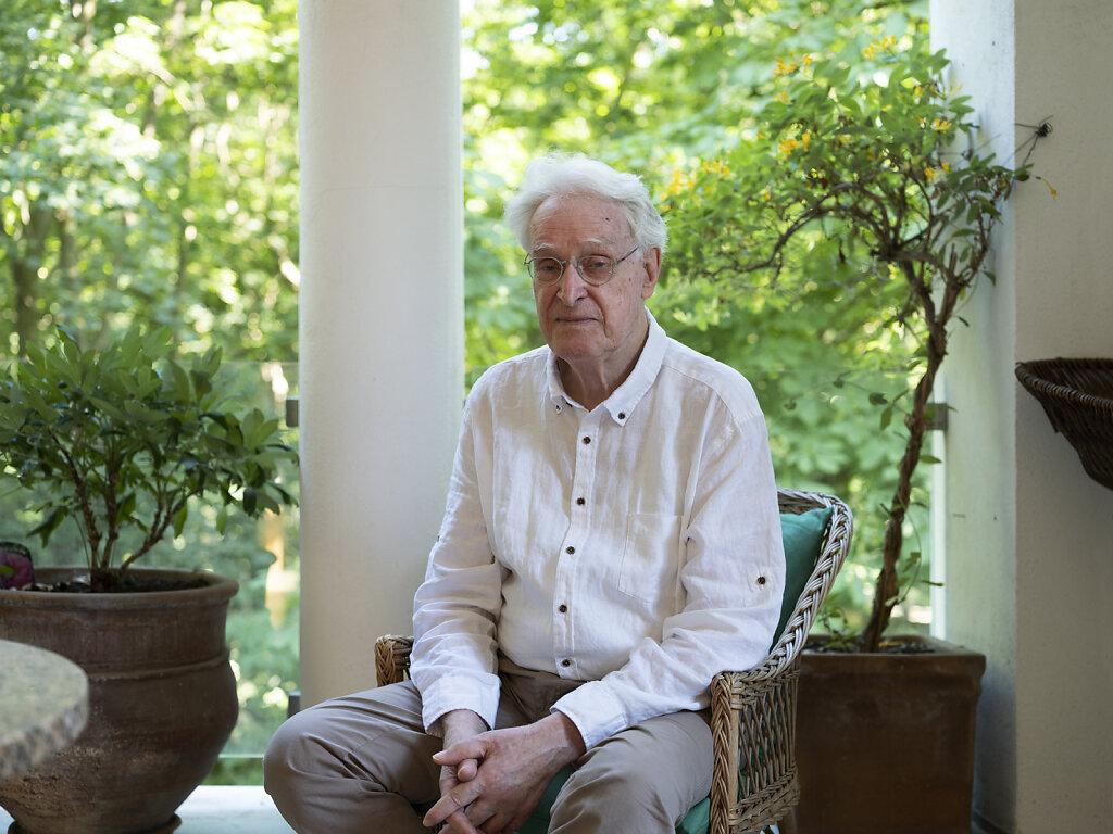 Jürgen Harten Berlin 2018