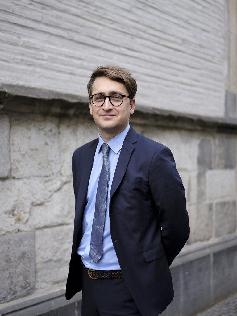 Moritz Wesseler Cologne 2018