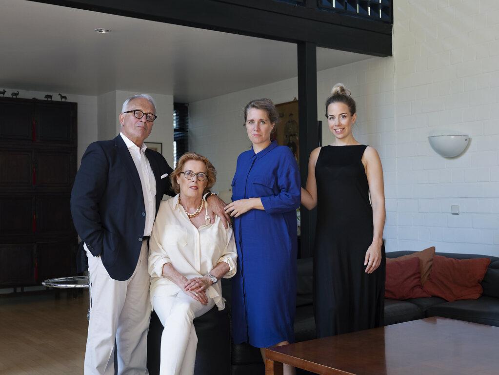 Family G. Düsseldorf 2018