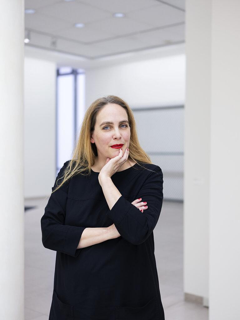 DIE DAME Susanne Pfeffer Frankfurt 2019