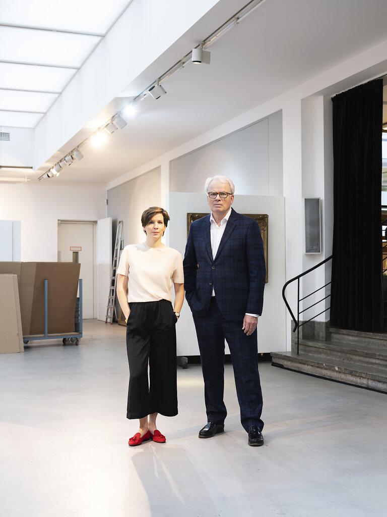 Isabel Apiarius Hanstein & Hendrik Hanstein Cologne 2020