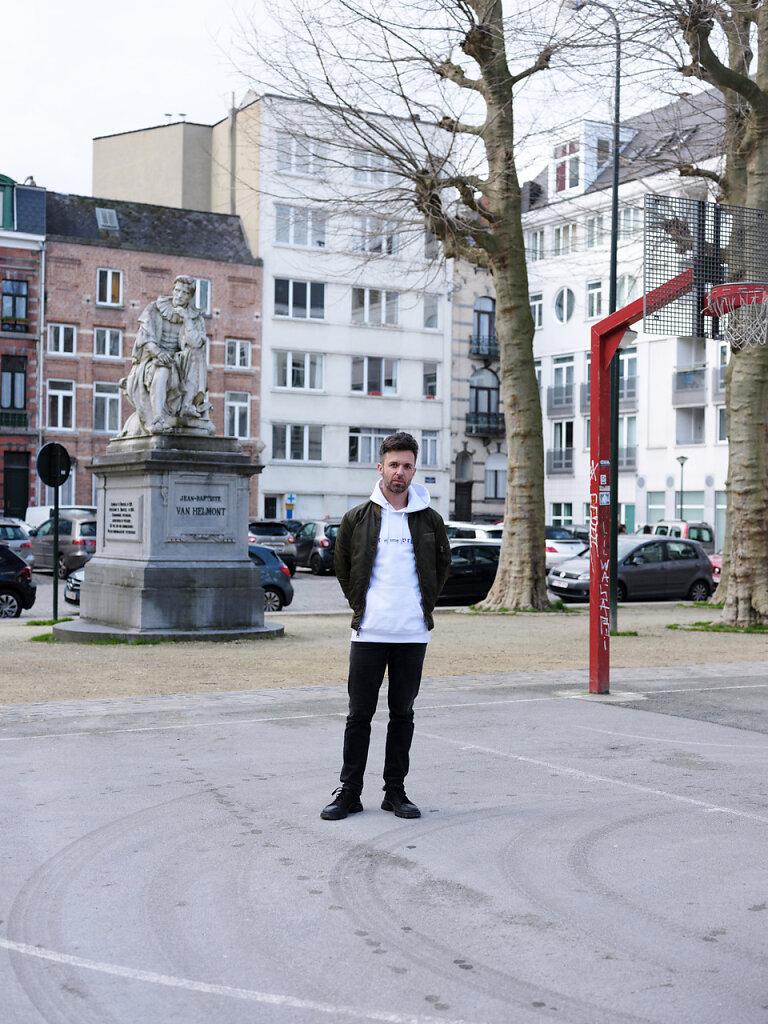 Ralph Schuster Brussels 2020