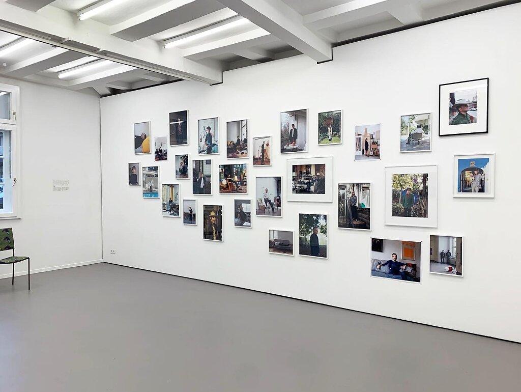 ALBUM Portraits 1989 - 2020 Museum für  Photographie Braunschweig
