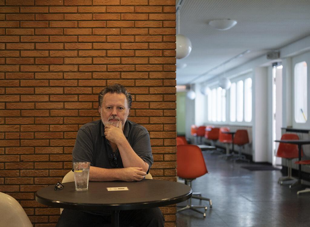 Walter Dahn Cologne 2020
